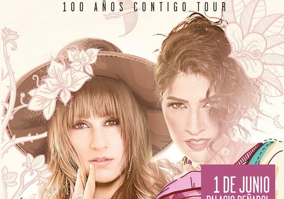 """Ha*Ash llega a Uruguay en el marco de su gira """"100 Años Contigo Tour"""""""