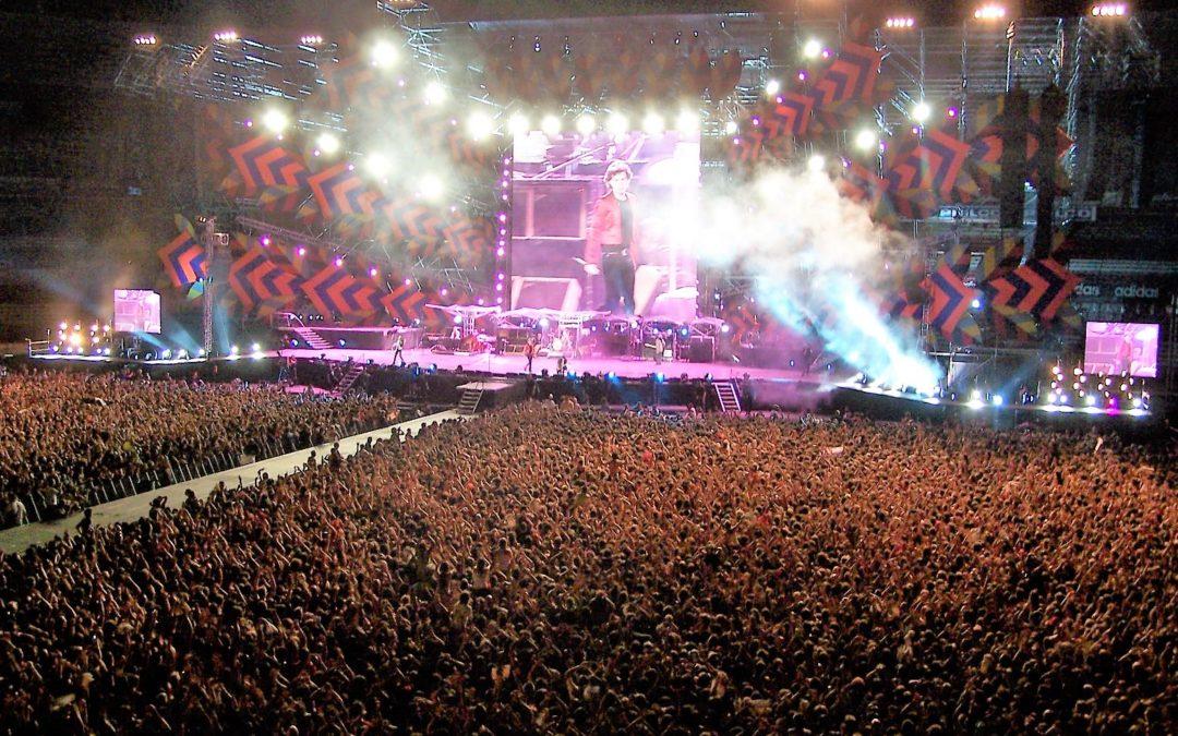 ¡Prepara un show con éxito en tu ciudad de Latinoamérica!